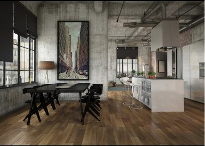 Italian wood flooring