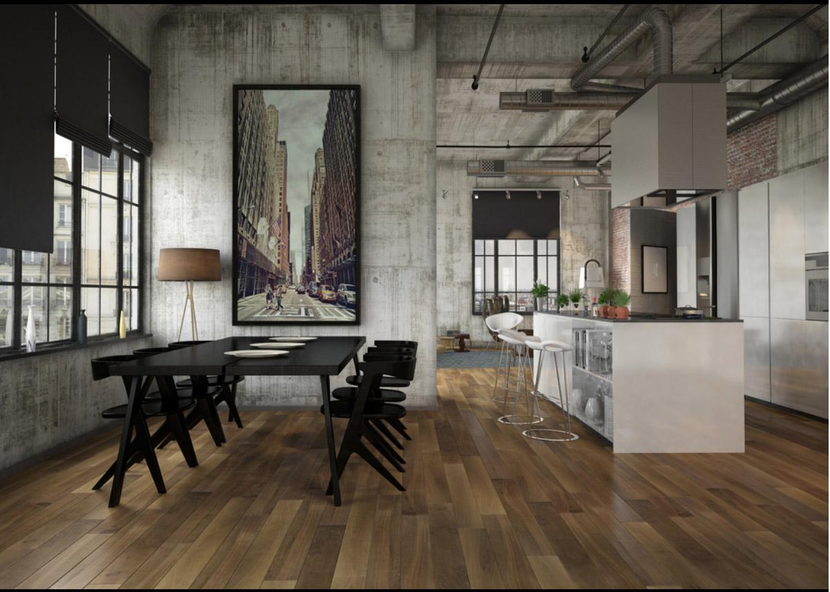 In Legno Wood Design italian wood flooring | motus legno