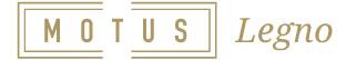 Motus Legno Logo